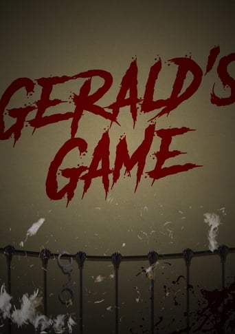 Poster of Gerald's Game