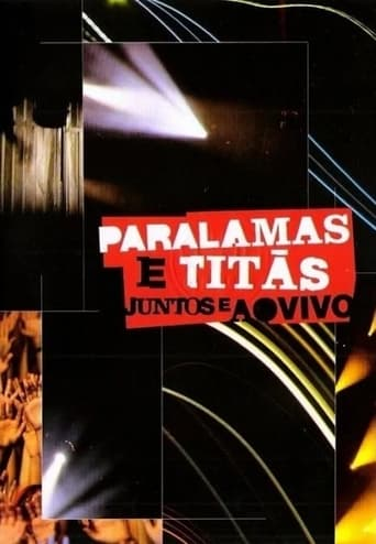 Paralamas and Titãs - Live and Together