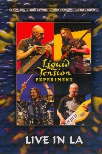 Liquid Tension Experiment: Live In LA