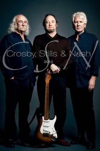 Poster of Crosby, Stills & Nash - CSN 2012