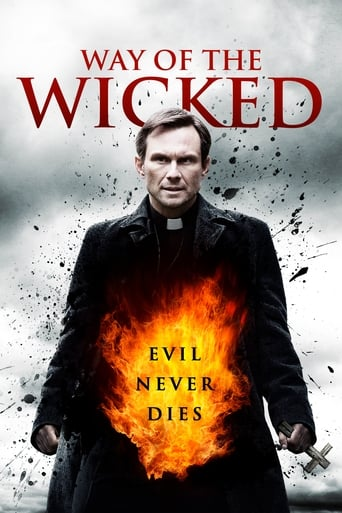 Poster of Way of the Wicked
