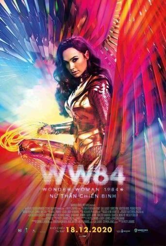 Wonder Woman 1984: Nữ Thần Chiến Binh