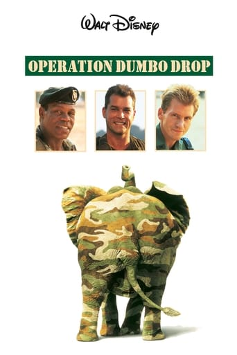Poster of Operation Dumbo Drop