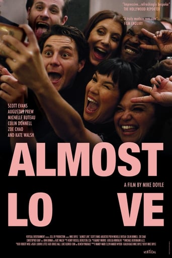Poster of Almost Love