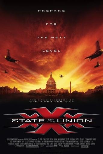 Poster of xXx: Ο απόλυτος πράκτορας 2