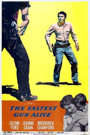 Poster of The Fastest Gun Alive