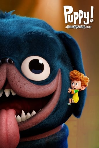 Poster of Hotel Transylvania: Puppy!