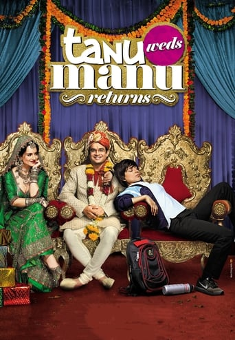 Poster of Tanu Weds Manu: Returns