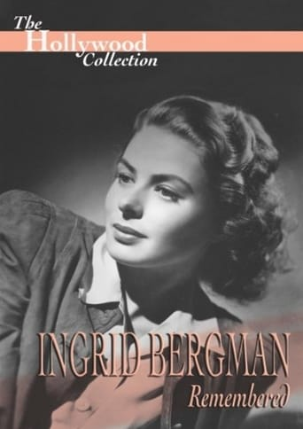 Poster of Ingrid Bergman Remembered