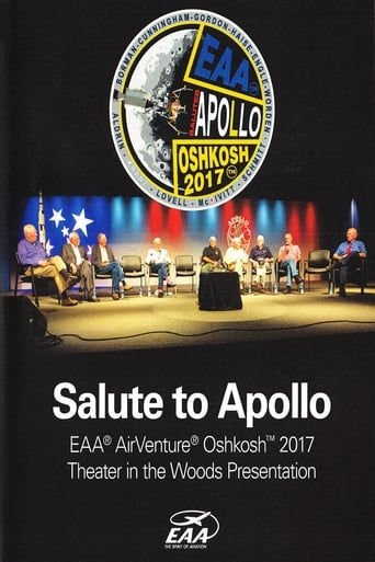 Poster of Salute to Apollo: EAA AirVenture Oshkosh 2017
