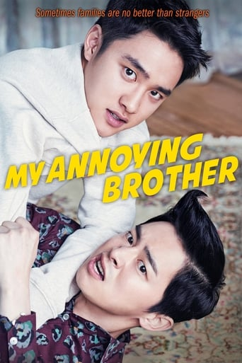Poster of My Annoying Brother