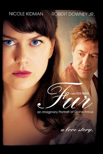 Poster of Fur: An Imaginary Portrait of Diane Arbus