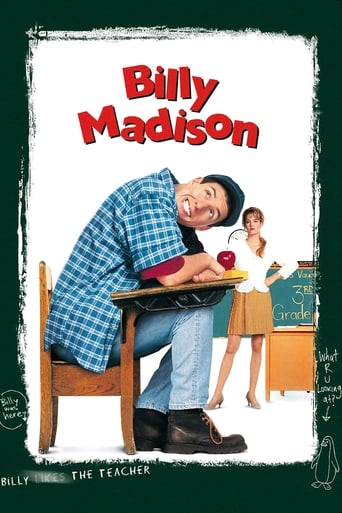 Billy Madison image