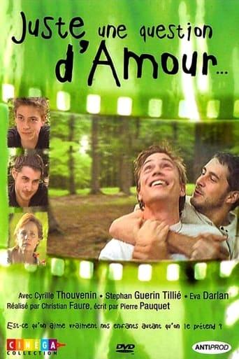 Poster of Una cuestión de amor