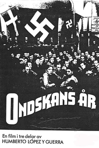 Poster of Ondskans år