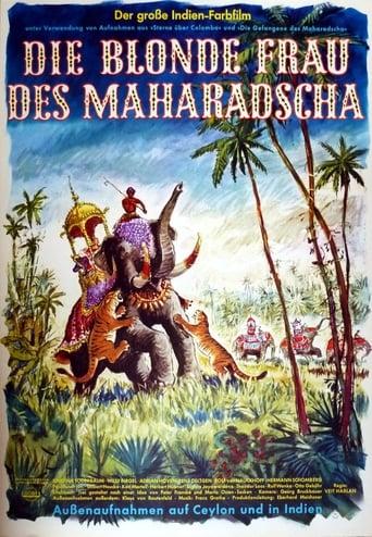 Die blonde Frau des Maharadscha Movie Poster