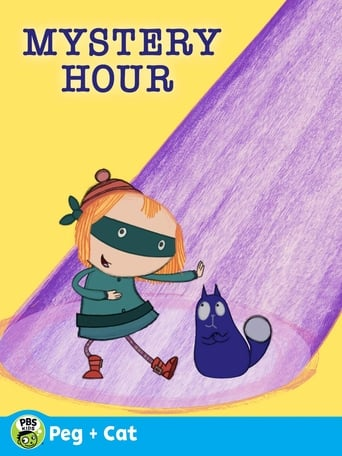 Poster of The Peg + Cat Mystery Hour