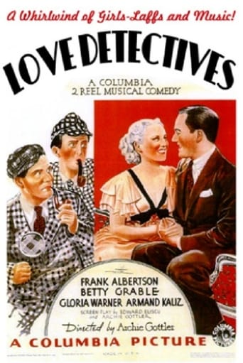 Poster of Love Detectives