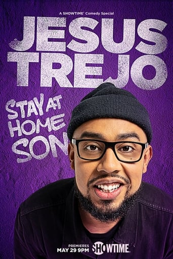 Jesus Trejo: Stay at Home Son Poster