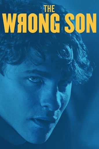 Poster of The Wrong Son