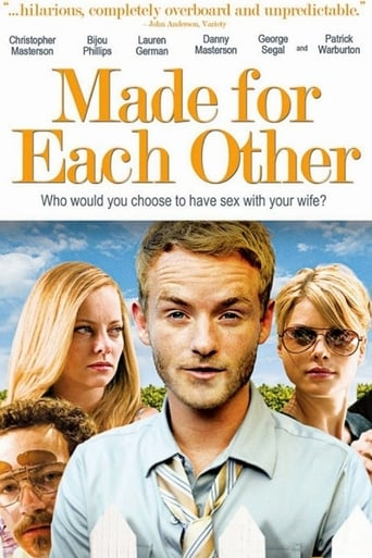 Poster of Made for Each Other