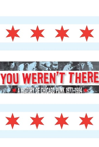 You Weren't There: A History of Chicago Punk 1977–1984