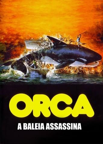 Orca: A Baleia Assassina - Poster