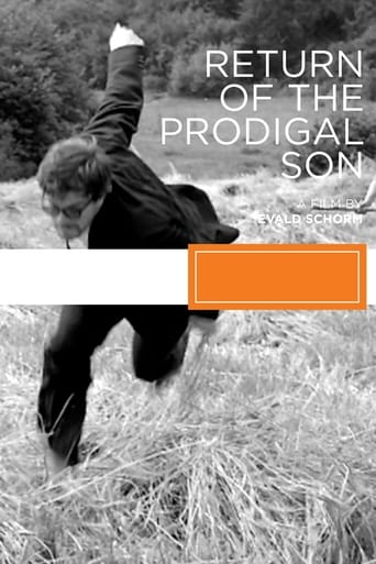 Poster of The Return of the Prodigal Son
