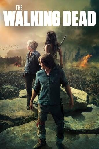 The Walking Dead 1ª á 10ª Temporada – Torrent (2018) HDTV - 720p | 1080p Dublado - Legendado