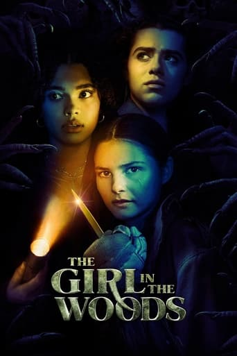Poster The Girl in the Woods