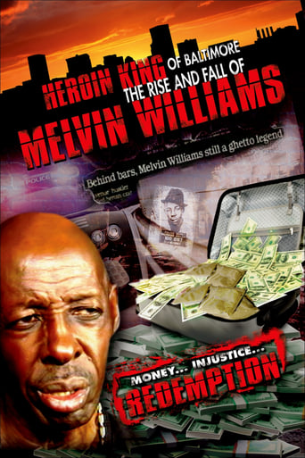 Poster of Heroin King of Baltimore: The Rise and Fall of Melvin Williams