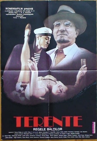 Poster of Terente: The King of Swamps