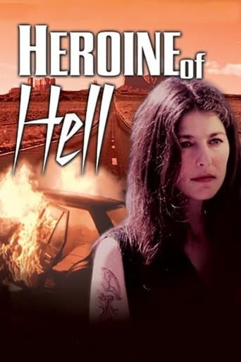 Poster of Heroine of Hell