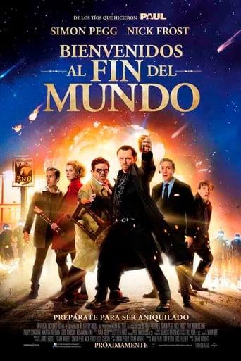 Poster of Bienvenidos al fin del mundo