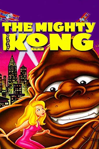 Poster of The Mighty Kong