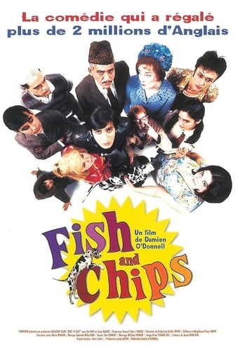 Poster of Fish and Chips