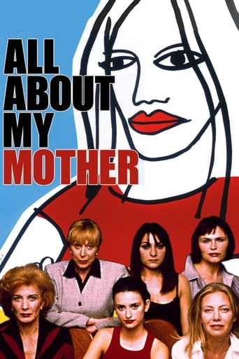 All About My Mother Poster