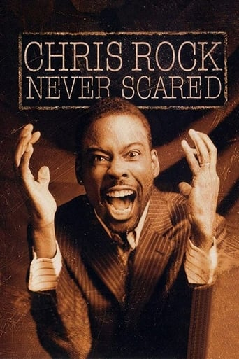 Chris Rock: Never Scared Yify Movies
