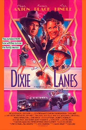 Poster of Dixie Lanes