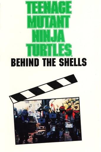 Poster of Teenage Mutant Ninja Turtles: Behind The Shells