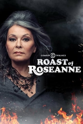 Poster of Comedy Central Roast of Roseanne