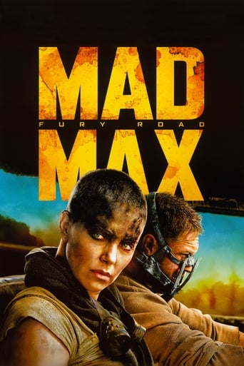 Poster of Mad Max: Fury Road