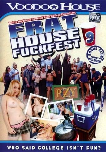 Poster of Frat House Fuckfest 9