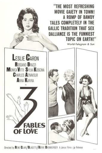Poster of 3 Fables of Love