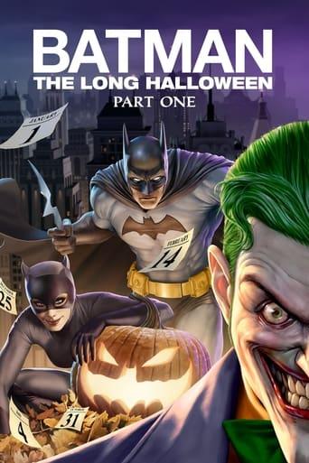 Бетмен: Довгий Гелловін. Частина перша