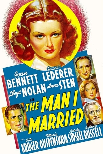 Poster of The Man I Married