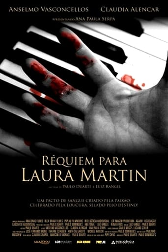 Réquiem para Laura Martin Movie Poster