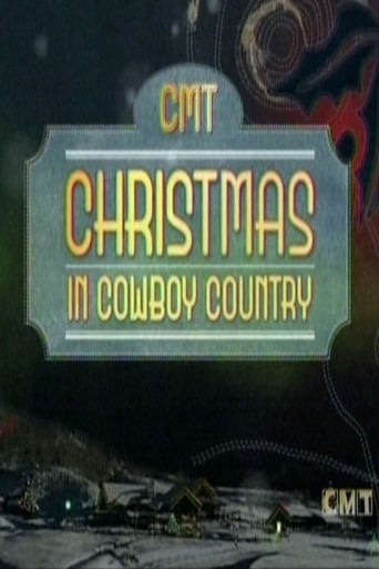 Poster of Christmas in Cowboy Country