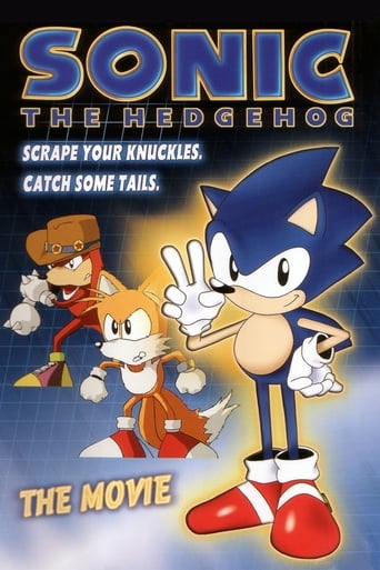 Poster of Sonic the Hedgehog