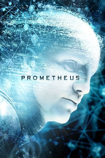The Prometheus (2012) movie poster image